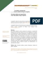 Circulaciones, debates y apropiaciones de las Cincuenta sombras de Grey en la Argentina