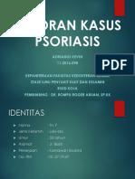 Adrianus Kevin - Kasus Psoriasis