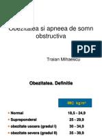 Prez T Mihaescu