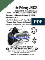 Jbr 36 April