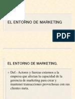 El Entorno de Marketing