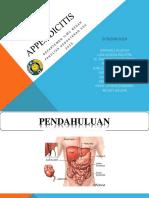 Appendicitis Lapkas Bedah