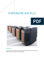 37934774 Informe Programacion de Plc
