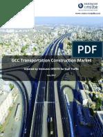 GCC Transport Construction - July 2017