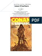 De Camp L. Sprague, Carter, Syberg - Conan Il Barbaro................. Fantasy