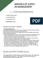 EFFICIENT SUPPLY CHAIN MANAGEMENT PRACTICES.pptx