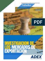Guía de Aprendizaje Investigación de Mercados de Exportación - 2018