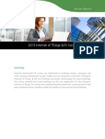 Daintree IoT Survey 2015