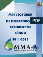 PSD-SB2011-2015may2011 plan de desarrollo sectorial