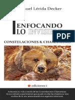 ENFOCANDO LO INVISIBLE. Constelaciones & Chamanismo. Manuel Lérida Decker.