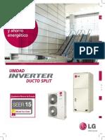 Ducted Split LG Inverter