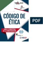 Codigo de Etica de La Industria de La Construcción_2015