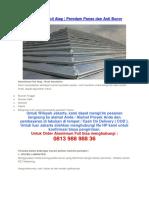Aluminium Foil Atap