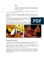 Danza Folklórica o Regionales
