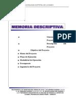 Memoria Naranjillo
