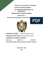 Universidad Nacional de San Cristobal de Huamanga