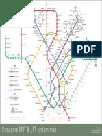 Singapore MRT LRT 17
