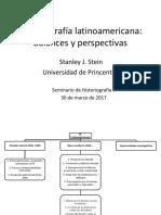 Historiografía latinoamericana