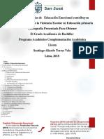 Present Monografia Estilos