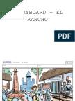 Storyboard - El Rancho