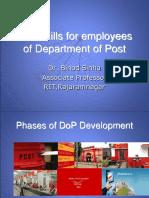 Dr. Binod Sinha MDP on Soft Skills for DOP