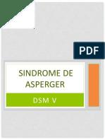 Sd. Asperger - Dsm V