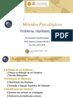 métodos psicológicos cap.2