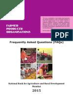Farmer Producer Organisations