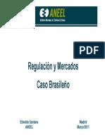 Regulacion y Mercados Caso Brasileno