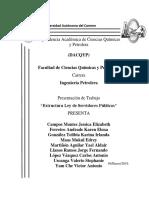 Comercio de HC Por Parte de Particulares- Ley de Hidrocarburos