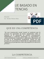 Clase 4 Enfoque Basado en Competencias