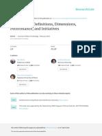 Smart Cities Document