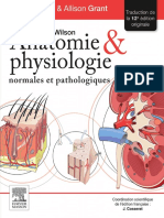 Anatomie Et Physiologie Normales Et Pathologique Ross Et Wilson 12 Ed