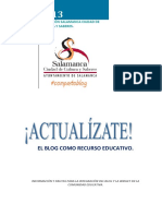 Blog Como Recurso Educativo