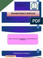 TRAUMATISMOS DENTALES.pptx