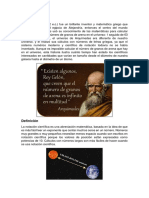 Notación científica