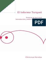 El Informe Turquet [Pierre Turquet]