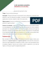 Matemática en La Cruz Roja, Secuencia Relacion Perimetro y Superficie 5