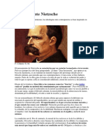 El Irreverente Nietzsche
