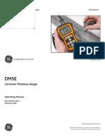 DM5E Manual