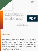 Secuencias Didacticas Guia