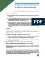 Norma Internacional de Información Financiera 6