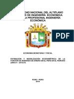Universidad Nacional Del Altiplano Final