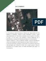 LOCALIZACIÓN DE LA EMPRESA.odt