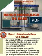 Banco Hidraulico de Base Modificado
