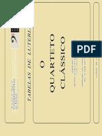Tabelas de Luteria Conservatório de Tatuí- PDF