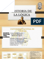 Historia de La Lógica (2