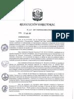 Rd 105-2017 Guia de Ejecucion y Liquidacion Del Pnvr