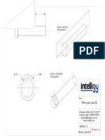 Perno Para Caja 3D