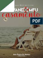 Ana Paula B. Napoli - Salvando Meu Casamento